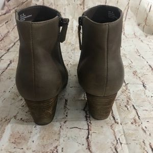 Crown Vintage Shoes - Crown Vintage Leather Ankle Boots